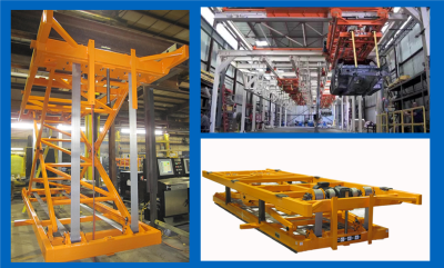 Electromechanical Inverted Belt Lift 1