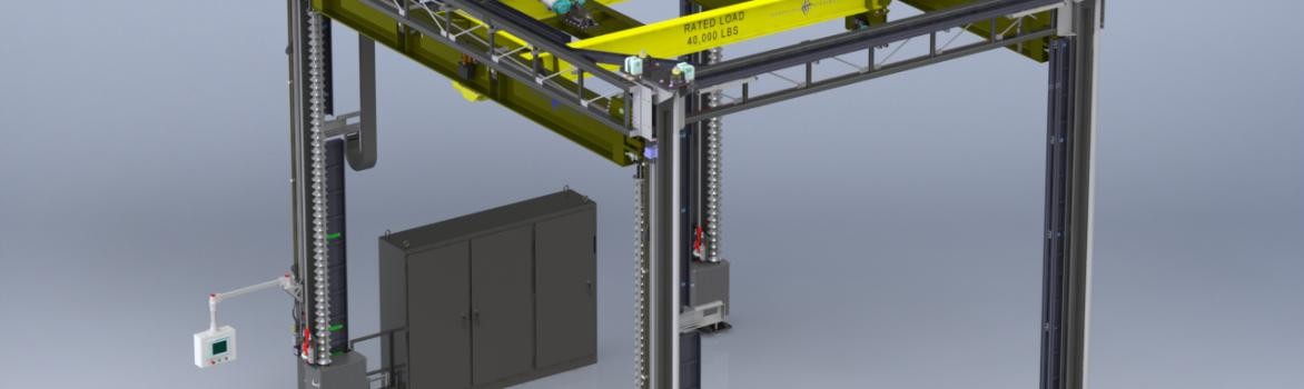 Custom Engineered Material Handling