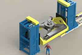 60K POWER ELEVATE HS TS RENDER ISO W EXCAVATOR BODY MAN