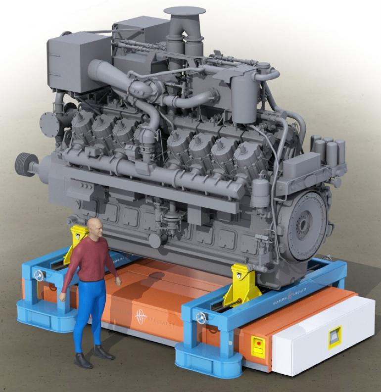 Engine Transport GE
