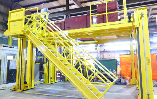 Personnel Lift for the Energy Industry