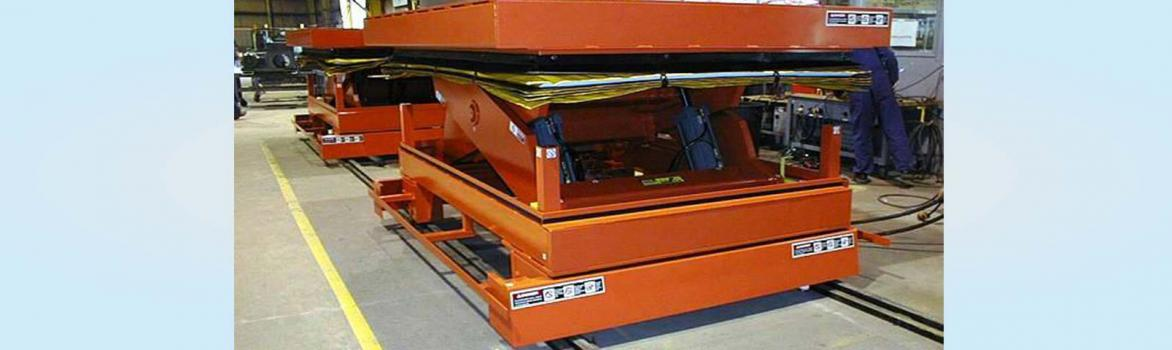 Automotive Stamping Line Lifts