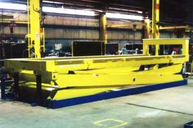 Hydraulic Lift for Mining Process 2