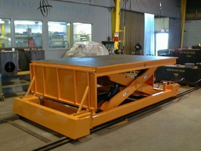Blank Destacker for Automotive Stamping Plant