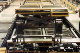 Automotive Assembly Line Scissor Lifts