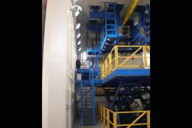 Jet Engine Test Cell Lift 5