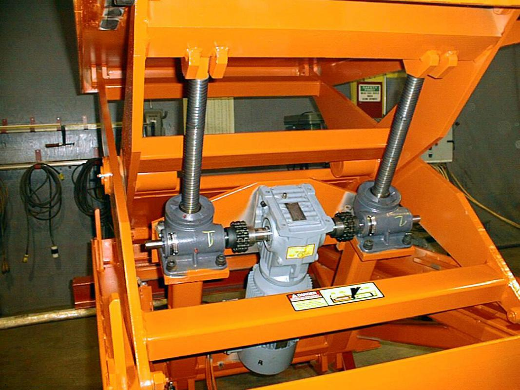 Mechanical Lift For Steel Industry 187 Handling Specialty