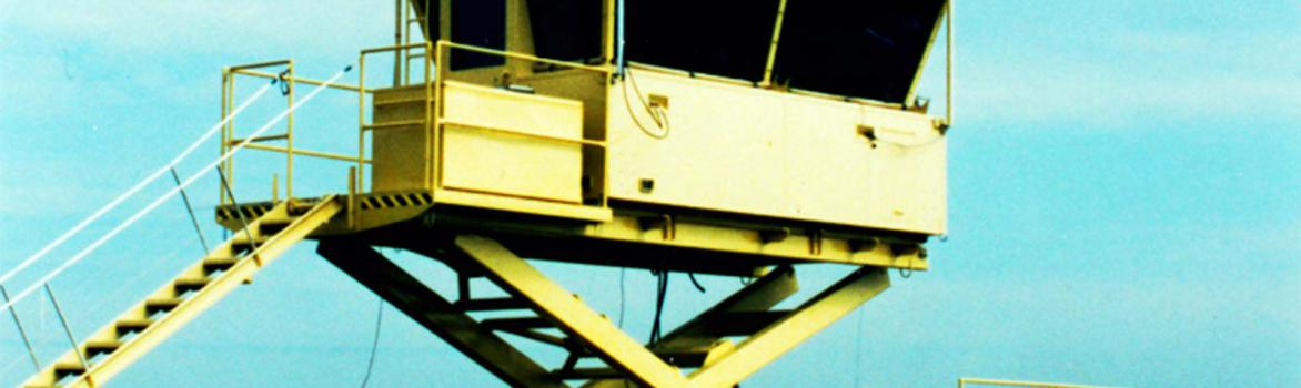 Mobile Air Traffic Control Tower for Defence Industry