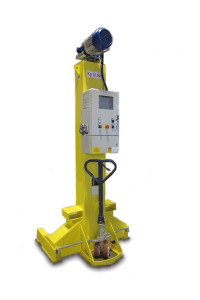 5 to 20 Ton Rail Jack single