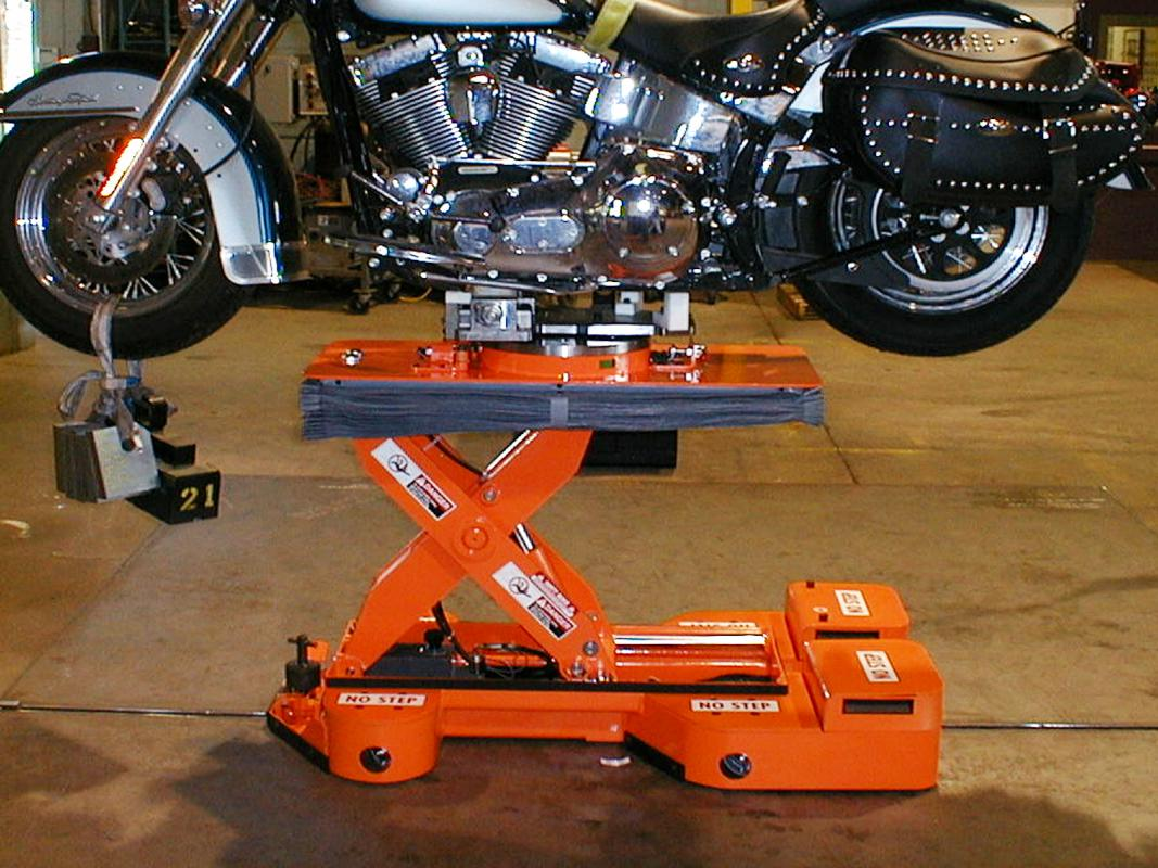 Towline Carts For Motorcycle Assembly  U00bb Handling Specialty