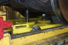 Traction Motor Dolly 036