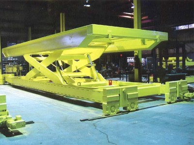 Hydraulic Scissor Lift for Entertainment Industry