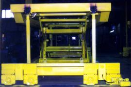 Large Wagon Lifts for Entertainment Industry