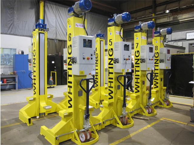 Whiting Rail Equipment